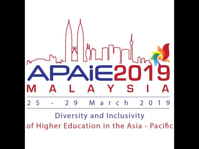 2019 APAIE Conference